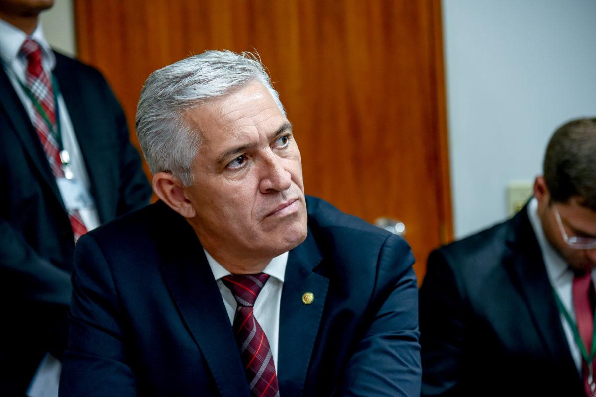 Milton Vieira é membro da Comissão de Direitos Humanos da Câmara 5