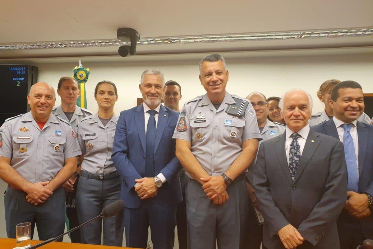 Milton Vieira apoia regime de Previdência diferenciado para Militares 3