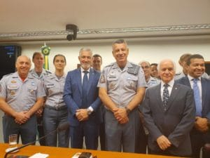 Milton Vieira apoia regime de Previdência diferenciado para Militares 1