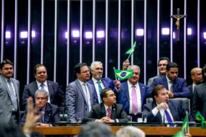 Milton Vieira votou a favor dos mais carentes na Reforma da Previdência 8
