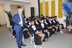Milton Vieira prestigia formatura de reeducandos em Limeira-SP 5