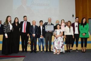 Milton Vieira recebe título de Cidadão Joseense 14