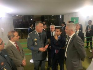 Milton Vieira apoia regime de Previdência diferenciado para Militares 17