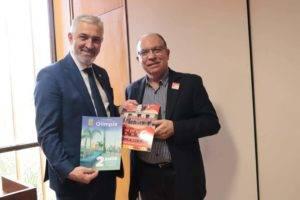 Milton Vieira destina R$ 1 milhão em emendas para saúde de Olímpia-SP 2