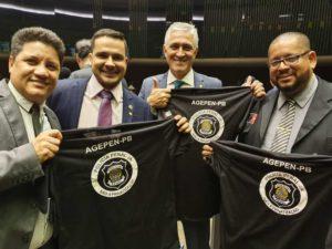 Milton Vieira faz apelo por aprovação da proposta que cria a Polícia Penal 7