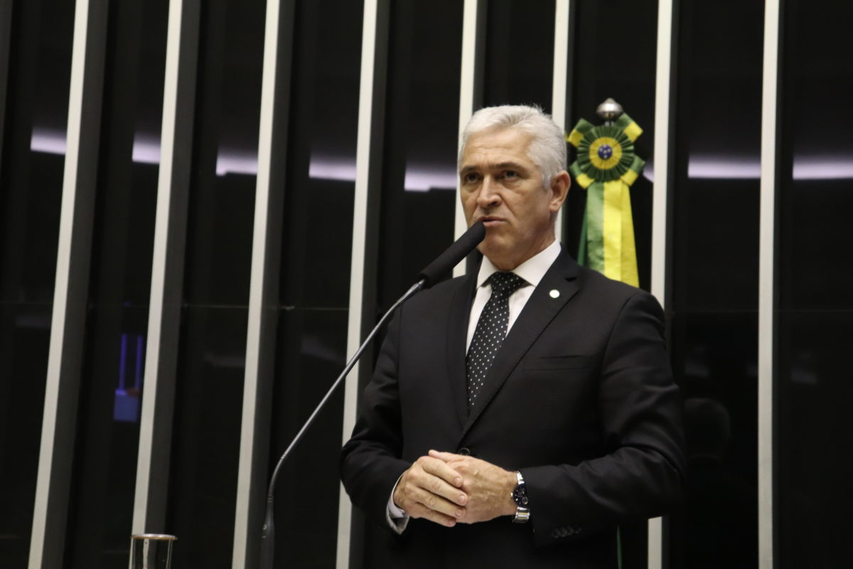 "Milton Vieira vota ""Sim' ao novo marco do Saneamento Básico 3"