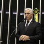 "Milton Vieira vota ""Sim' ao novo marco do Saneamento Básico"