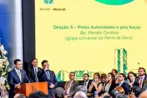 Milton Vieira participa de Culto de Ação de Graças no Planalto 12