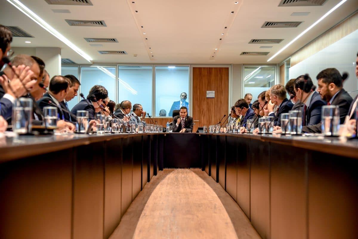 Milton Vieira discute eleições municipais e agenda Legislativa para 2020 1