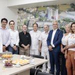 Milton Vieira quer zerar fila de atendimentos de um dos maiores complexos hospitalares da América Latina