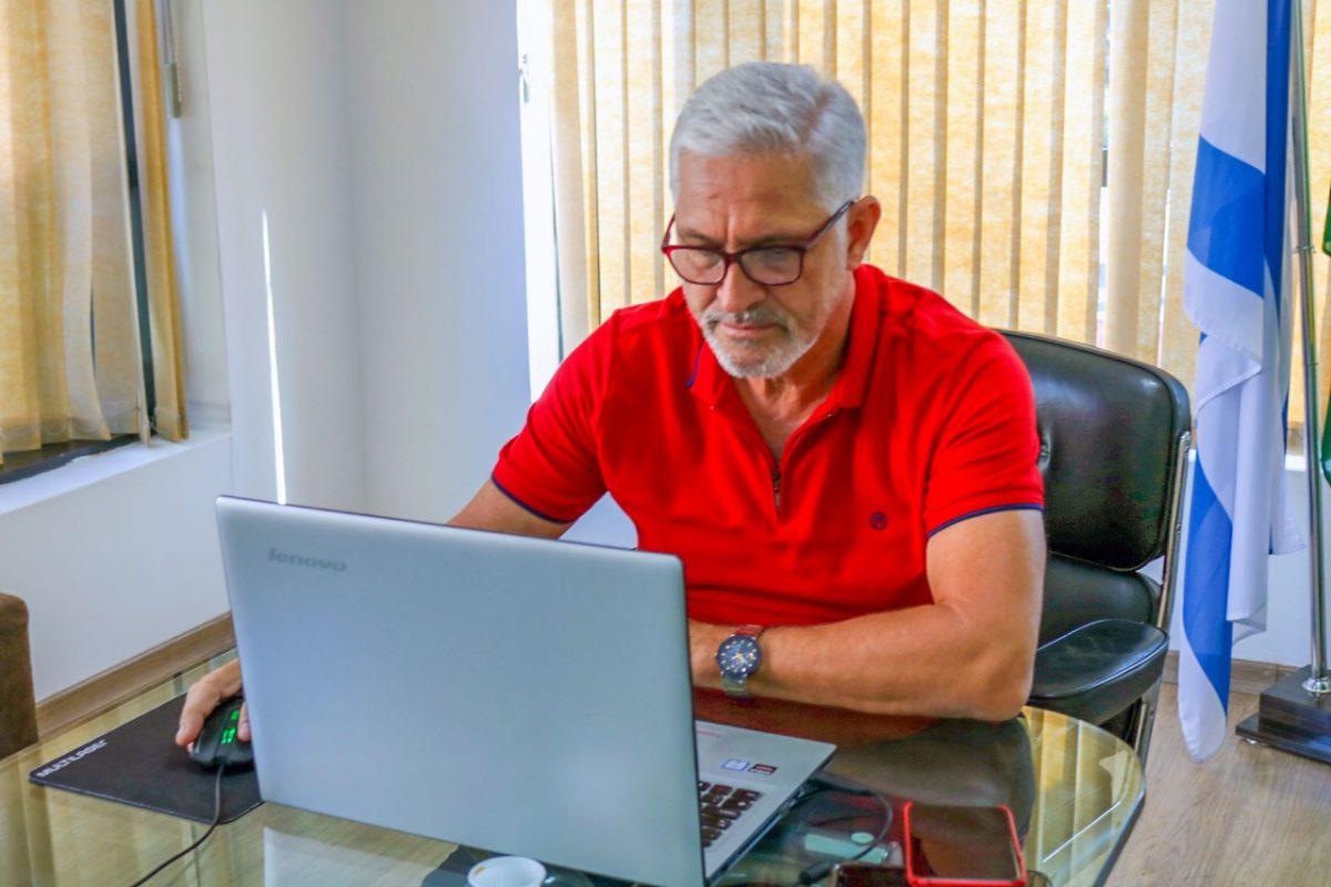 Milton Vieira vota sim a suspensão de parte das perícias do INSS durante pandemia 2