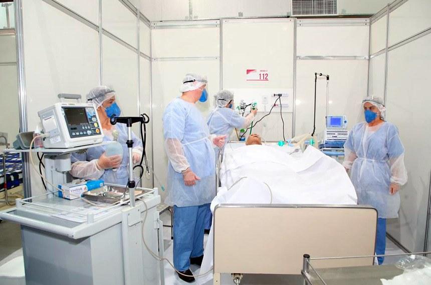 Profissionais que atuam no combate à Covid-19 terão prioridade na testagem da doença 3