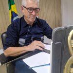 Milton Vieira vota sim a MP de crédito para pagar salários