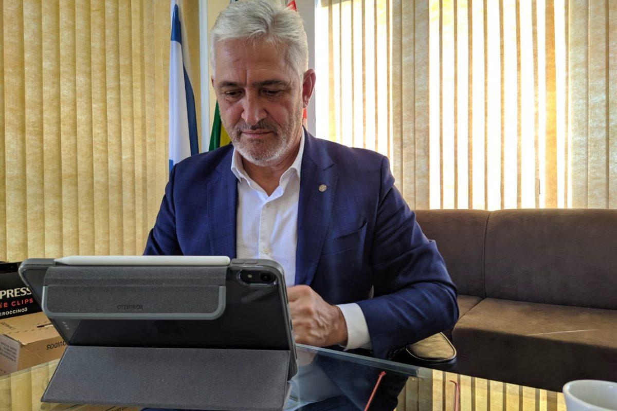 Milton Vieira vota sim a ajuda de R$ 4 bilhões para empresas de ônibus e metrô na pandemia 1