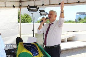 Milton Vieira participa em Brasília de vigília de oração pelo Brasil 11