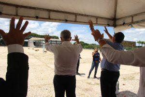 Milton Vieira participa em Brasília de vigília de oração pelo Brasil 9