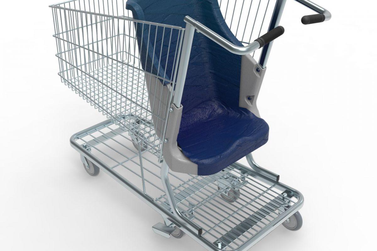 Deputados aprovam exigência de carrinho de supermercado adaptado a pessoa com deficiência 7